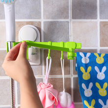 New Design Multifunction Fixable Bath Ware Hook