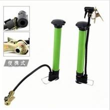 J508 unique design high pressure cycle tire hand pump