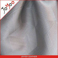 stereo geometric figure pvc decoration leather pretty artisitic pvc leather for upholstery