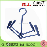 Different type Plastic Shoes Hanger With solid hook