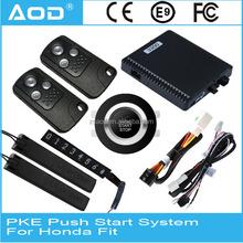 For Honda Fit 2014 Smart key remote control module 433mhz system security car alarm