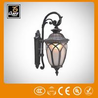 wl 1475 outdoor solar led plant pot light wall light for parks gardens hotels walls villas