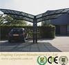 Hot!!! Aliminum alloy double arched wing carport (JY)