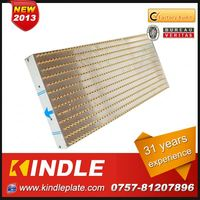 Kindle OEM mesh vacuum metallizing process with 31 years experience ISO9001:2008