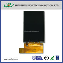 3.5 inch TFT lcd module with Capacitive touch screen