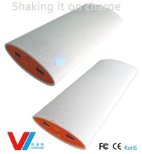 2014 new design portable mobile power bank 20000mah power bank
