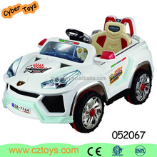 RC kids ride on car , child drivable toy car