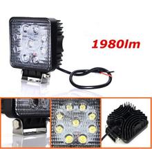 LED headlight for toyota land cruiser/led tractor worklight/ led light truck