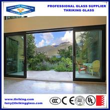 finestra di vetro e prezzi