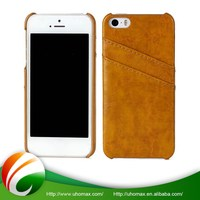 Superior Quality Custom-Tailor Leather Back Cover For Iphone 6