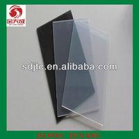 rigid pvc clear sheet
