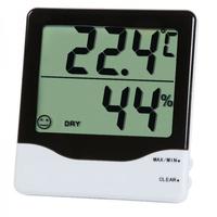 Super big Digital Hygrometer display Max Min digital Room Thermometer ,Digital Thermometer Hygrometer
