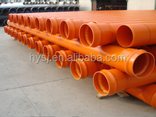 PVC pressure pipe & fittings for Drain, Waste, Vent