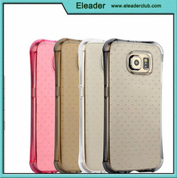 Wholesale soft TPU phone case cover for samsung galaxy s6 edge