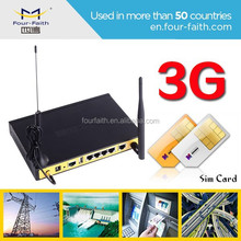 F3434 Securing the move to IP based SCADA/PLC networks 3G, HSDPA, HSUPA, HSDPA and GPRS router