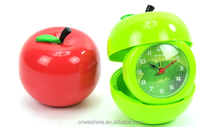 Apple Shaped Folding Photo Frame Alarm Clock