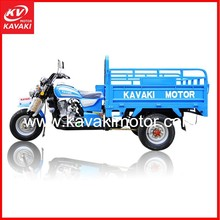 Chinese manufacturer of KAVAKI MOTOR 150cc high quality cargo three wheel motorcycle