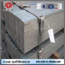 Q235 SS400 A36 Q195 China steel flat bar used in stair handrail