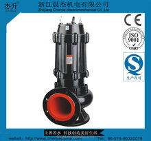 submersible electric pump WQ sewage pump with flang outlet