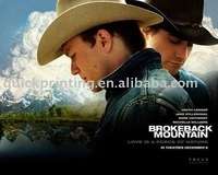 Promotional Movie Posters Printing