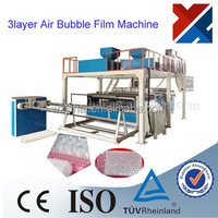 shock absorption air bubble film making machine
