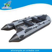High speed inflatable 360cm boats