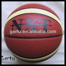 promotional pvc laminated basketball