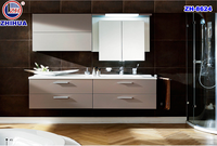 bathroom vanity and china manufacture kitchen cabinet for india