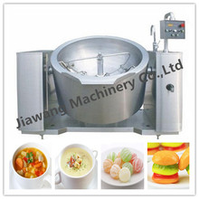 Industrial soup cooking kettle/electric sugar melting pot