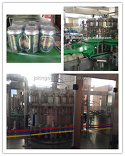 filling machine in can/can beverage filling machine