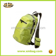 High quality waterproof PVC tarpaulin dry backpack dry bag