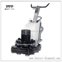 surface grinder for concrete and terrazzo