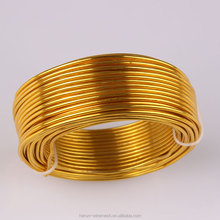 HR 1-8 mm 32 colors round craft aluminum wire