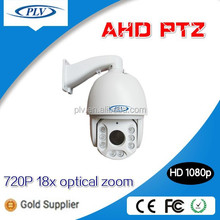 Top 10 cctv 120m ir night vision plug and play 720p ahd 18x optical zoom high speed dome camera 1mp outdoor ptz camera