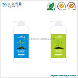 Self adhesive oem pet shampoo