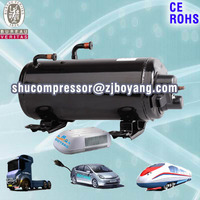 Ac compressor parts of electric Kompressor for electrical air condition for cars Van mobile house