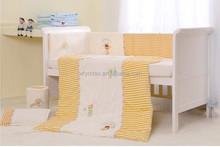 cartoon baby bedding/pig baby bedding/baby crib bedding