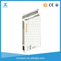 Eco-friendly high quality sealable plastic box