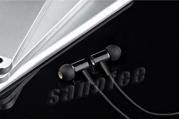 Universal in ear metal earphones for iphone/samsung