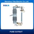 wenzhou yika iec 15kv 100a recorte del fusible del interruptor