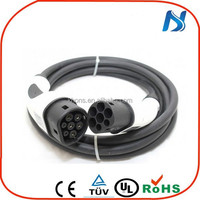 EV charging cable / electric vehicle charge point