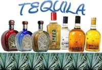 Tequila, Many Brands with quality, Aroma, Pretentacion and Flavor.