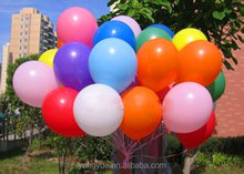 "wholesale 10"" inch round latex balloon for happy birthday party"