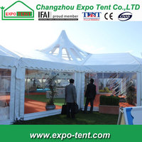 PVC Waterproof and Fireproof wedding tent canopy