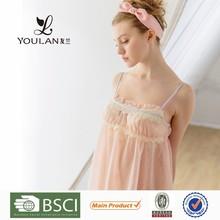 New Arrival Delicate Lovely Girl Transparent Underwear Lingerie