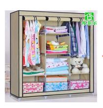 Hot sell clothing wardrobe pink bedroom furniture custom made furniture