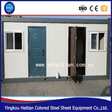 Prefabricated mobile container houseing 20ft Cheap container houses,container house for sale