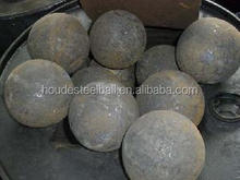 Hot sale ISO certificated forged steel grinding balls