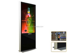 Super Slim High Transparent Advertising LCD display