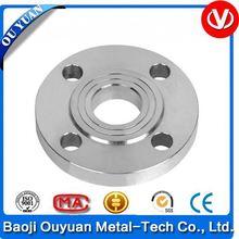 ansi b16.6 astm b381 dn300 titanium flange